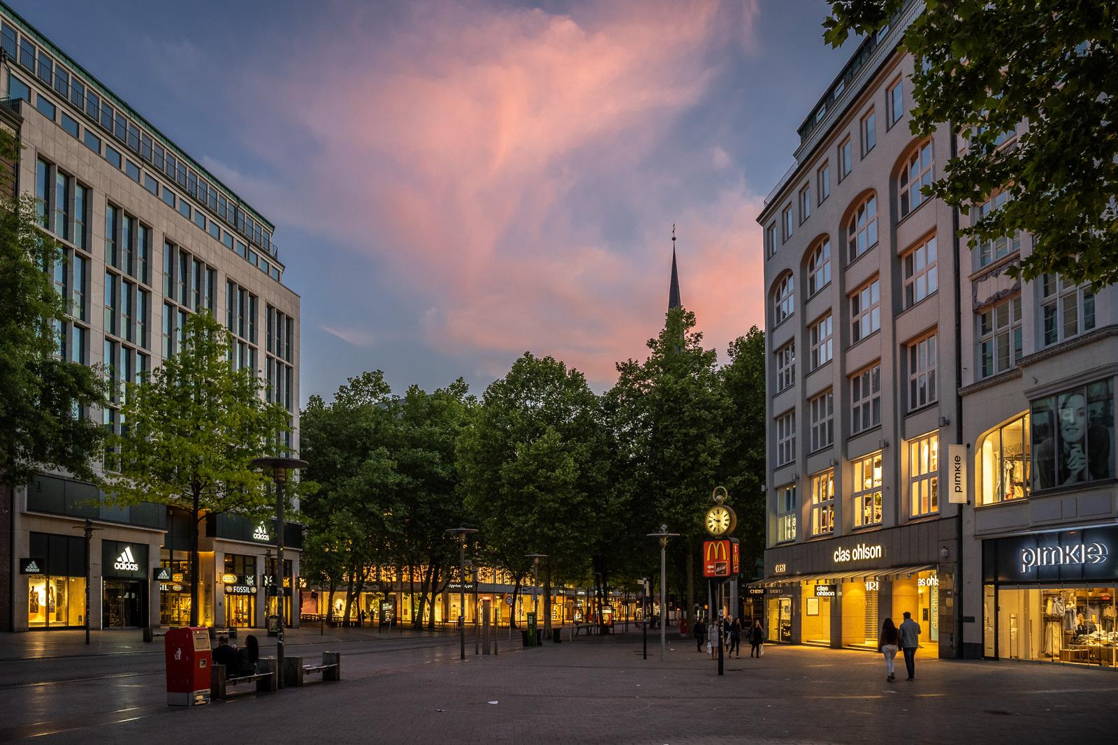 Gerhart-Hauptmann-Platz Hamburg