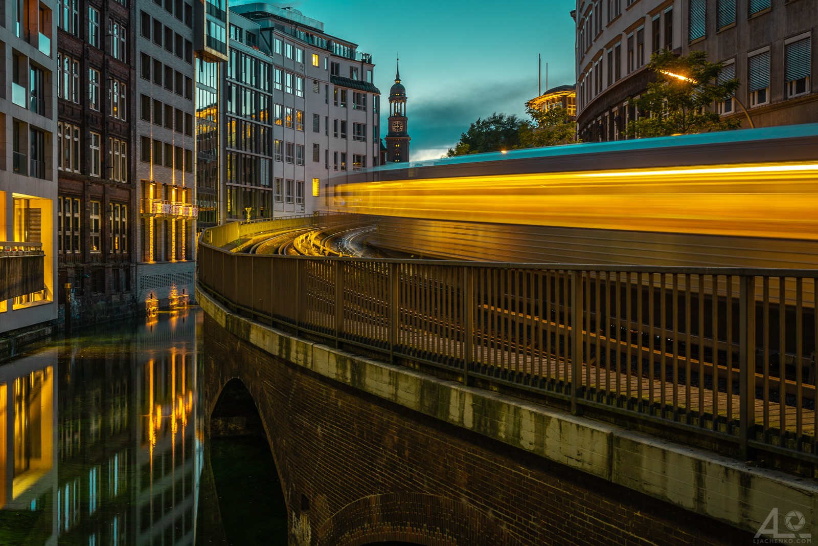 Hamburg, Michel Citylights