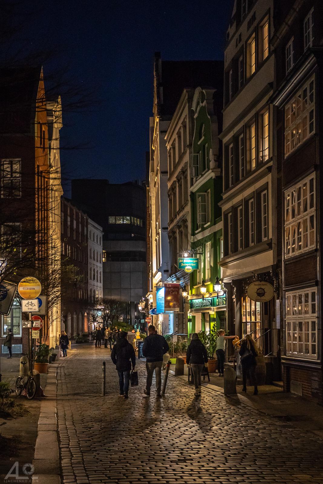Deichstraße, Hamburg