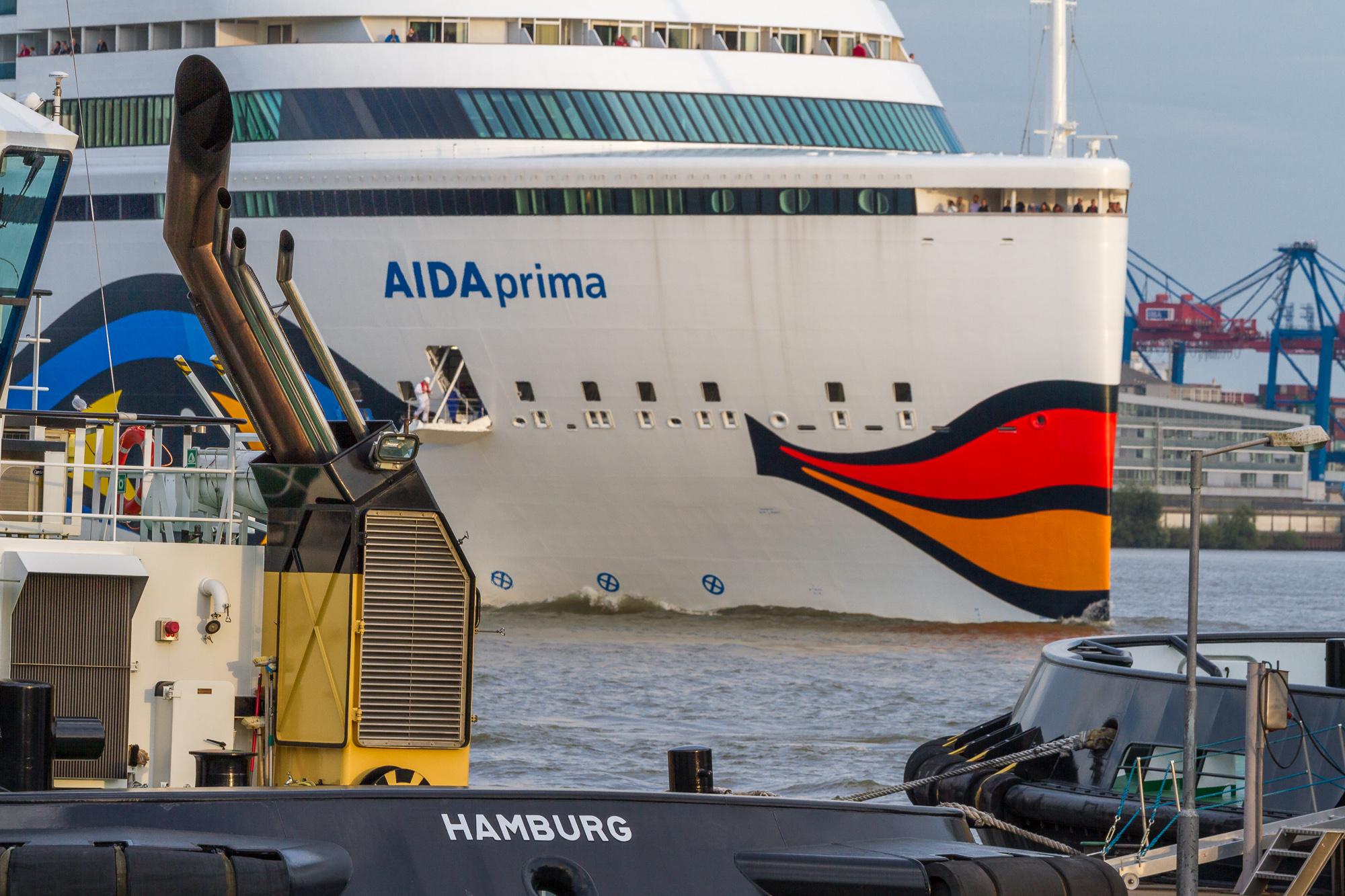 Aida prima in HH