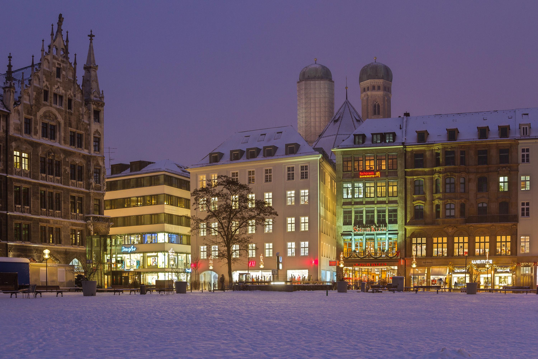 München, Abendstimmung