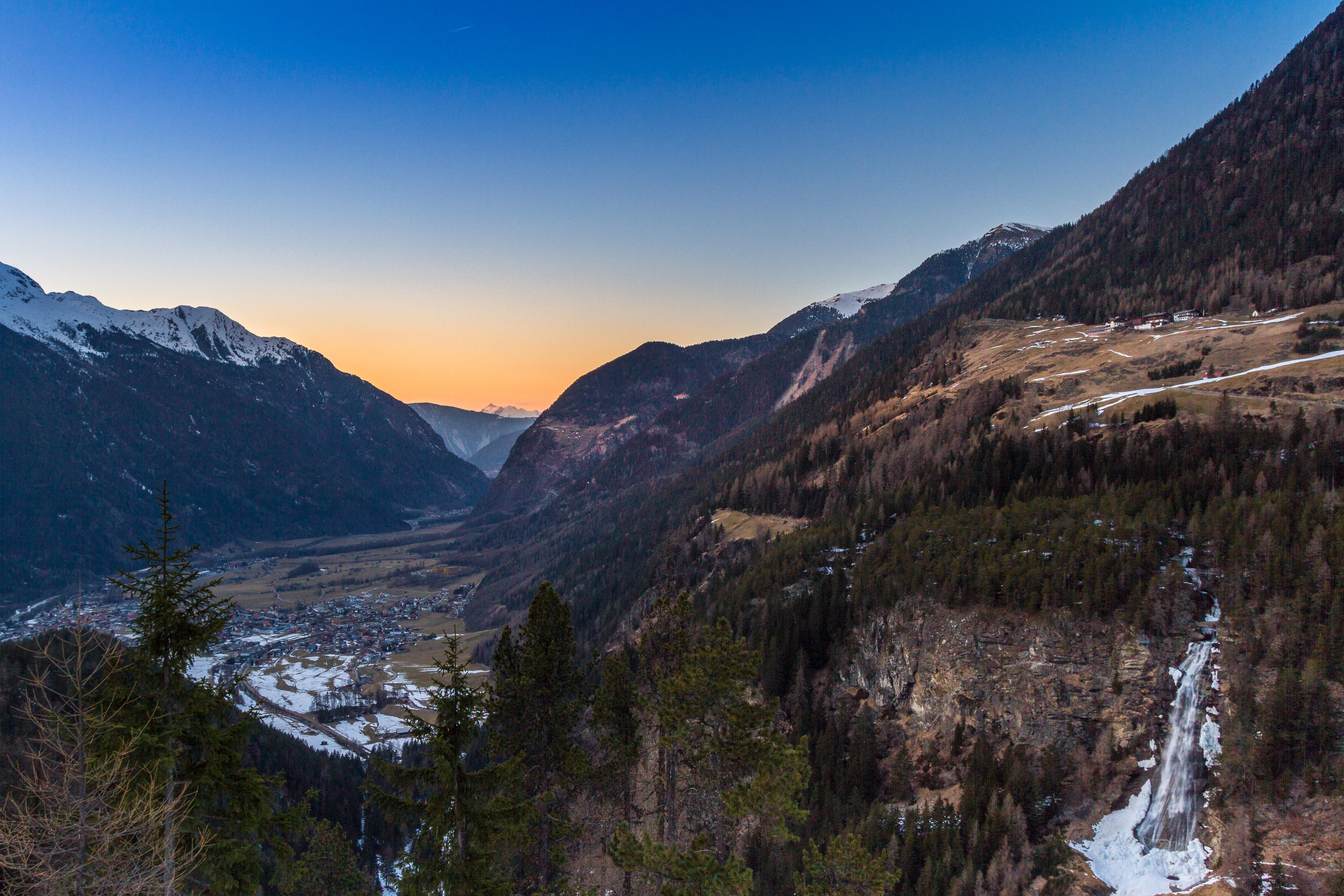 Ötztal, Österreich