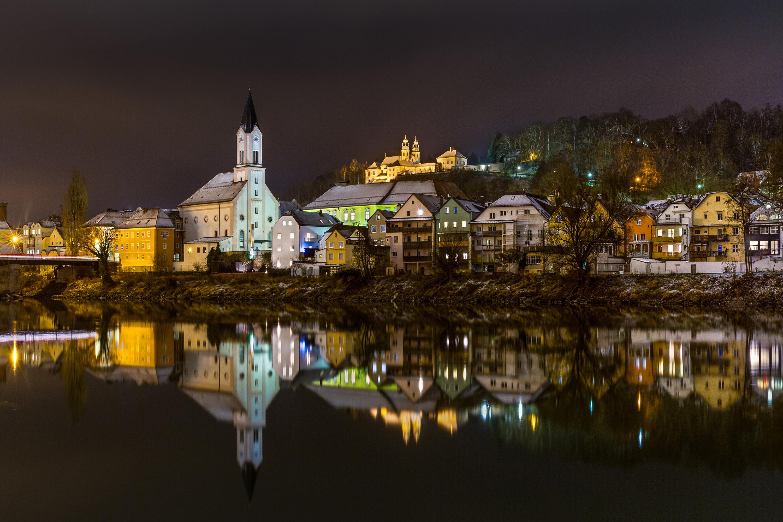 Passau, Inn