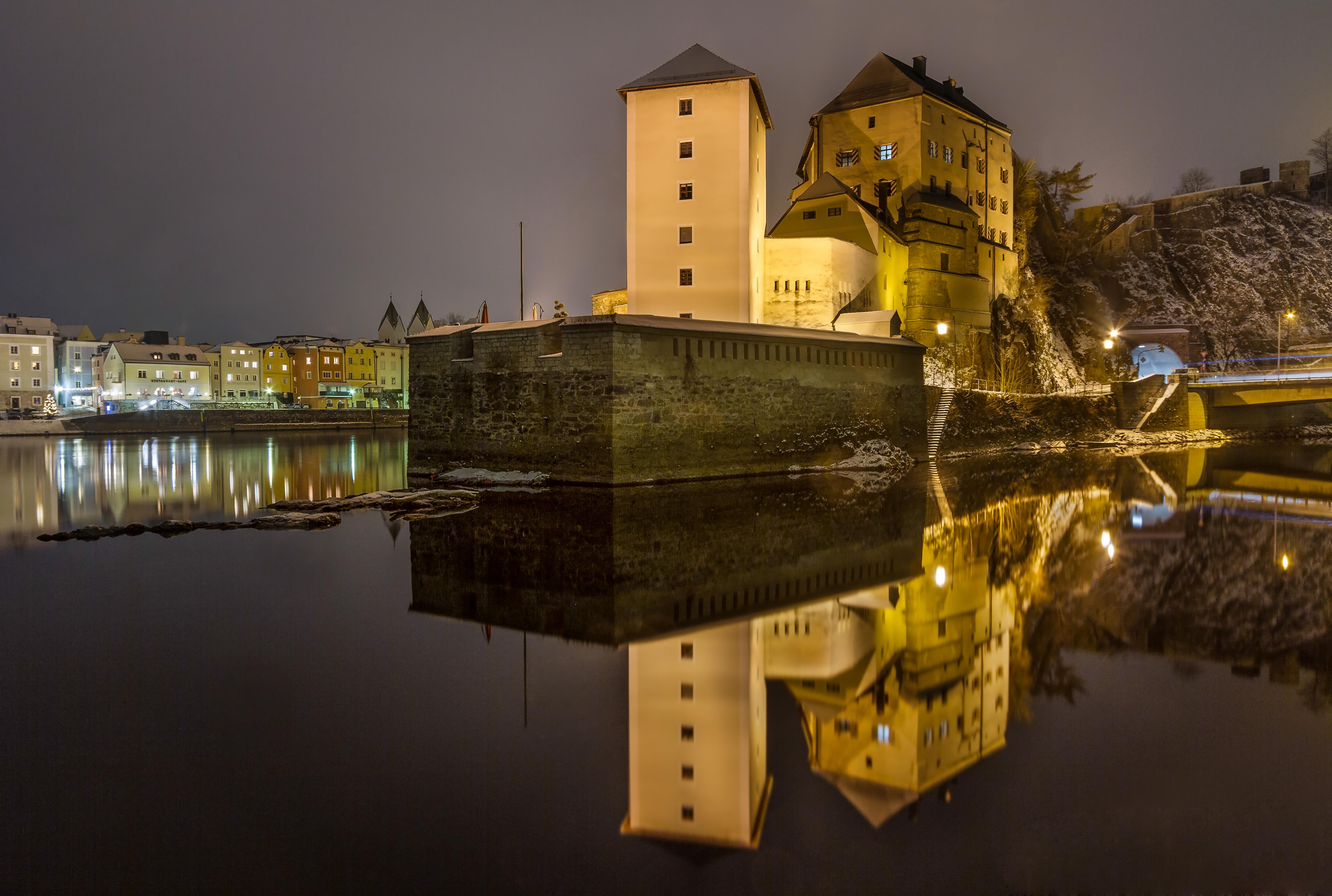 Passau, Unterschloss