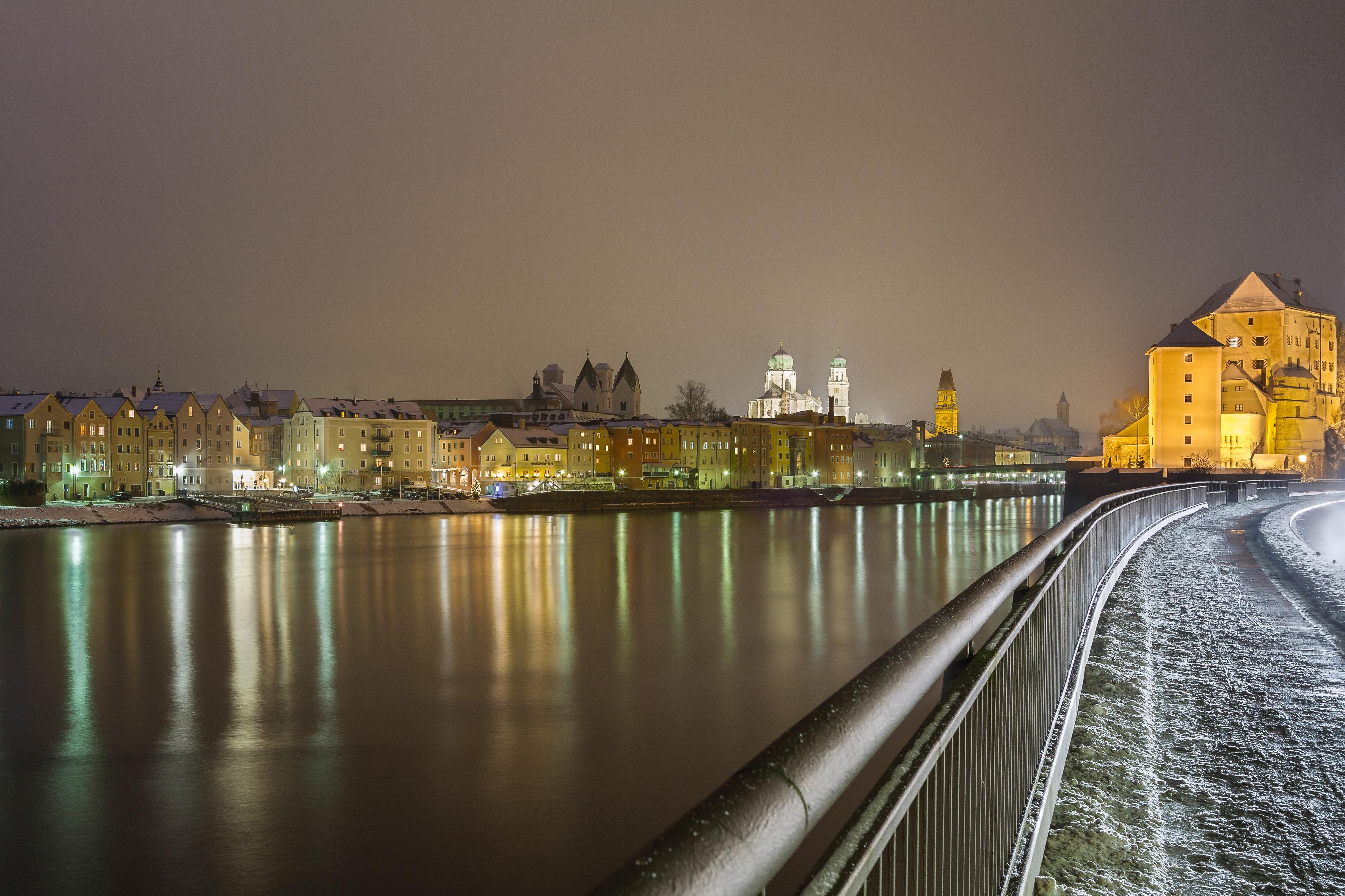 Passau, Donau