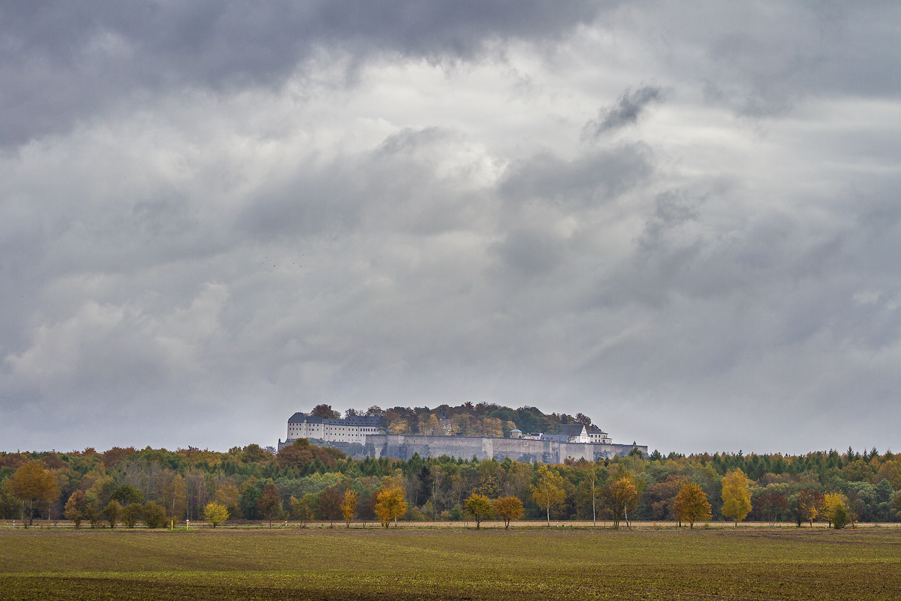Sachsen, Königstein